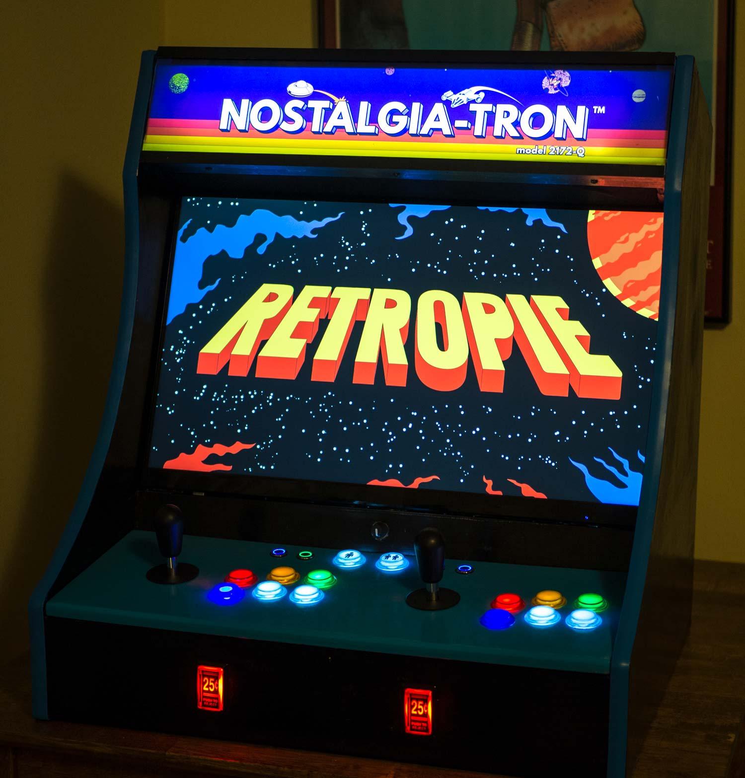 Nostalgia-Tron